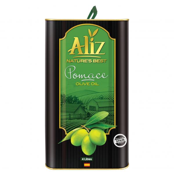 Aliz Pomace Olive Oil 4 Liters