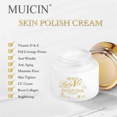 Skin Polish Cream Brightness and anti-aging Cream BabyV9