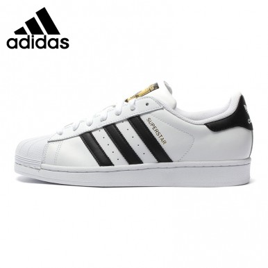 Adidas Logo Superstar Boost Shoes