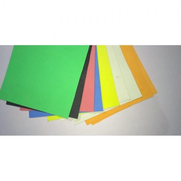 10pcs different colour A4 size Fomic Sheet Foamic Sheet for Art Work room parties decoration