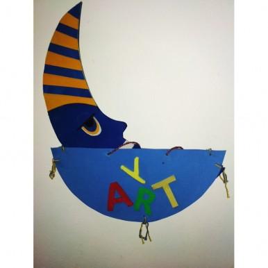 Moon Blue kids & school rooms