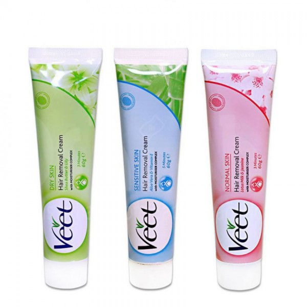 Pack Of 2 Veet Hair Removal Cream