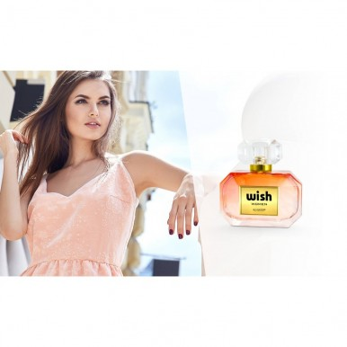 Amaris Wish Women -100 ml Eau de Parfum by Amaris Cosmetics