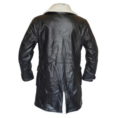 Leather Madness Bane Coat for Winters
