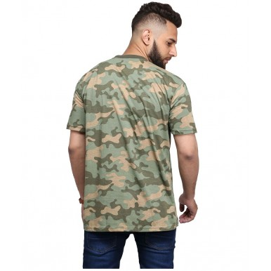 ARMY PRINT TSHIRT FOR MEN