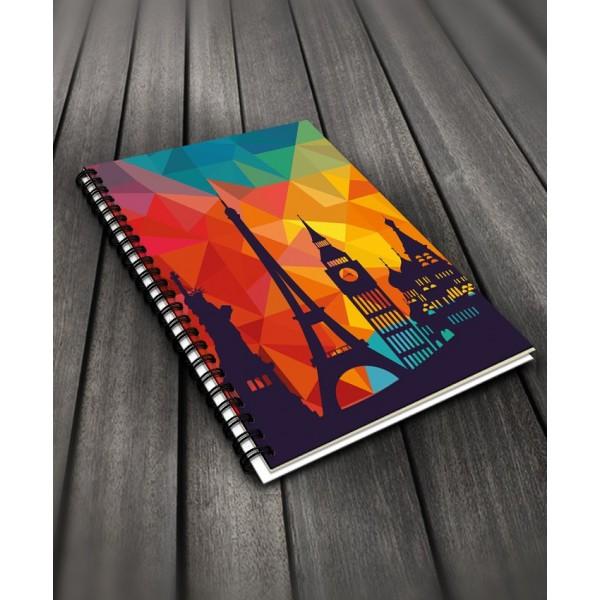 Custom Photo Notebooks