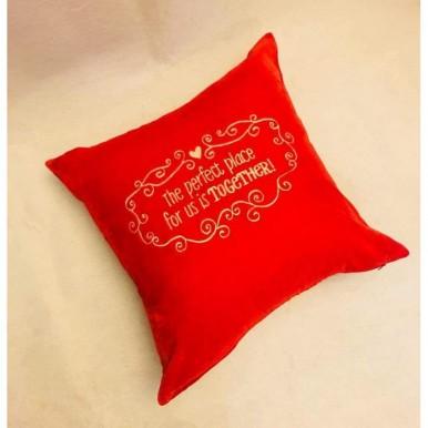 Customized Valvet Cushion