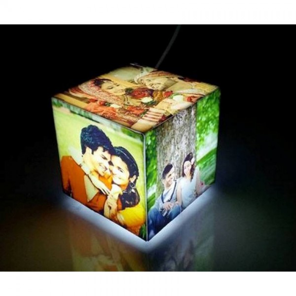 Customized Acrylic Box Lamp