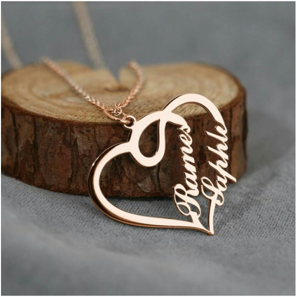 Name Necklace-Customized