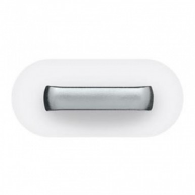 Android Micro Usb To Iphone Lightning Charging Converter USB Adapter - White