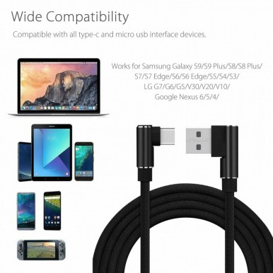 1 Meter Type C USB 3.0 Fast Charging Cable