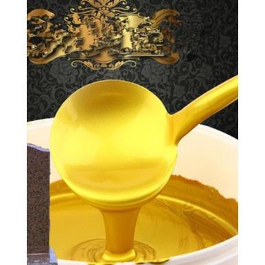 Bluebird Golden Acrylic Pearl Paste SilGlow Artisan