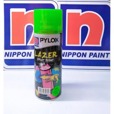Paint Pylox Fluorescent Yellow Colour Spray Paint 400cc