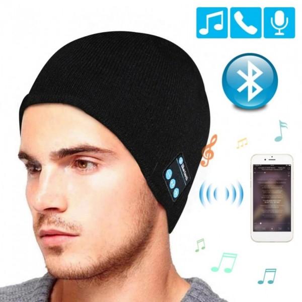 Wireless Bluetooth Music Hat