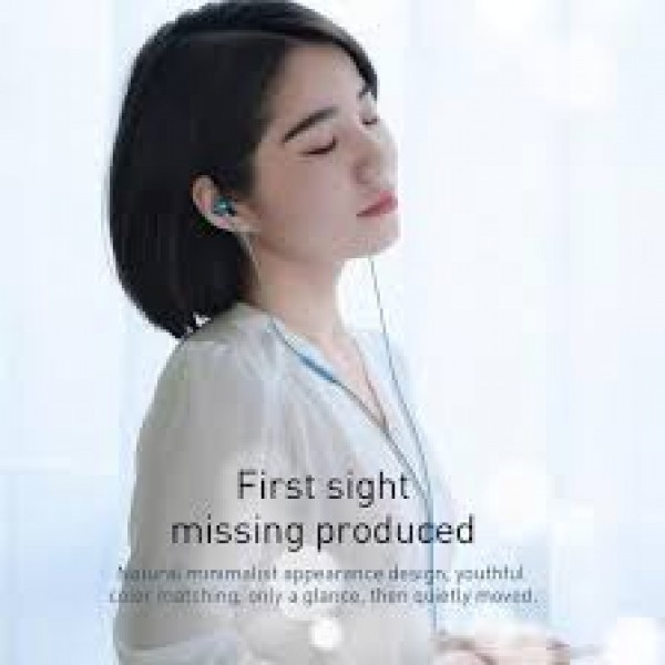 Baseus Encok 3.5Mm Wired Earphone H13 White NGH13-02