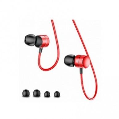 Baseus Encok Wired Earphones Red NGH04-09
