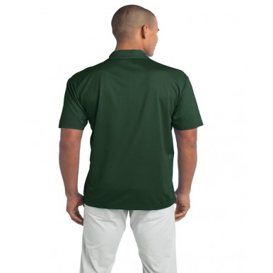 Dark Green Polo T-Shirt For Him