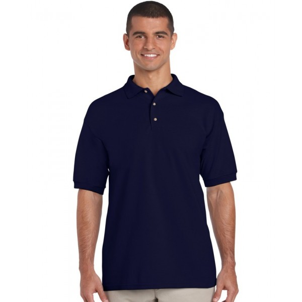 Navy Blue Polo T-Shirt For Him - FREE DELIVERY
