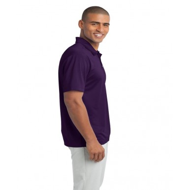 Purple Polo T-Shirt For Him - FREE DELIVERY