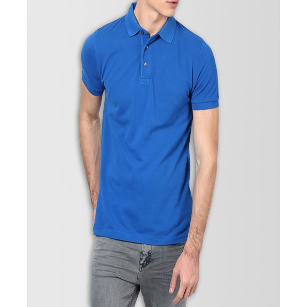 Royal Blue Polo T-Shirt for Him - FREE DELIVERY