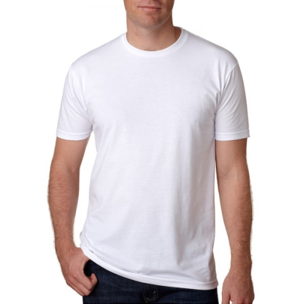 Plain White T-Shirt For Him  - FREE DELIVERY
