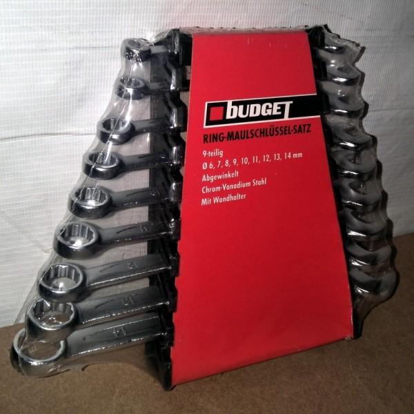 Ring Fix Spanner Set - 9 Piece Set