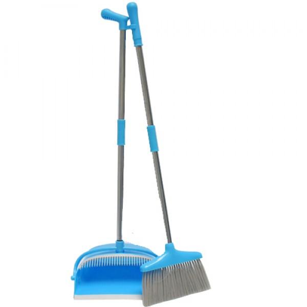 AlClean Broom and Dust Pan Set (Best Quality Dustpan Set)