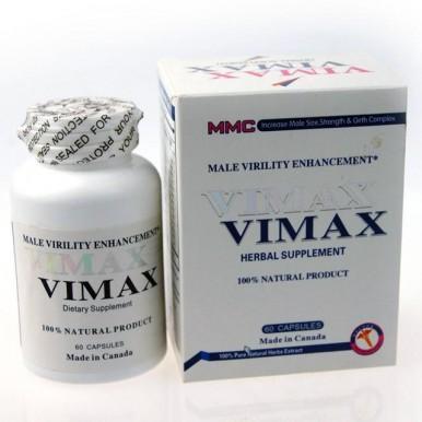 Vimax Penis Enlargement Pills For Men(Original Made in Canada)