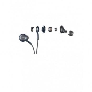 AKG Earphone - IG955 for Samsung Galaxy S8 - S8 Plus - Titanium Grey