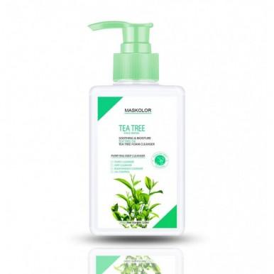 MASKOLOR Tea Tree Moisturising Cleanser Facewash