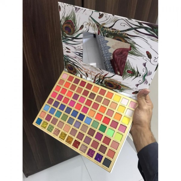 Miamore 88 color eyeshadow palette