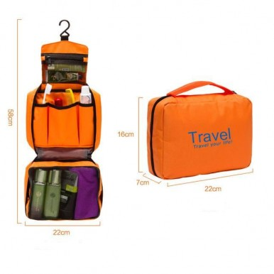 Travel Wash Bag - Travel Organizer