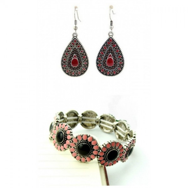 Earrings and Bangle Deal