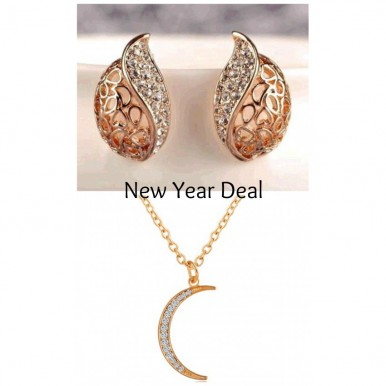 Hot New Year Deal Earrings AND pendant for Her A110