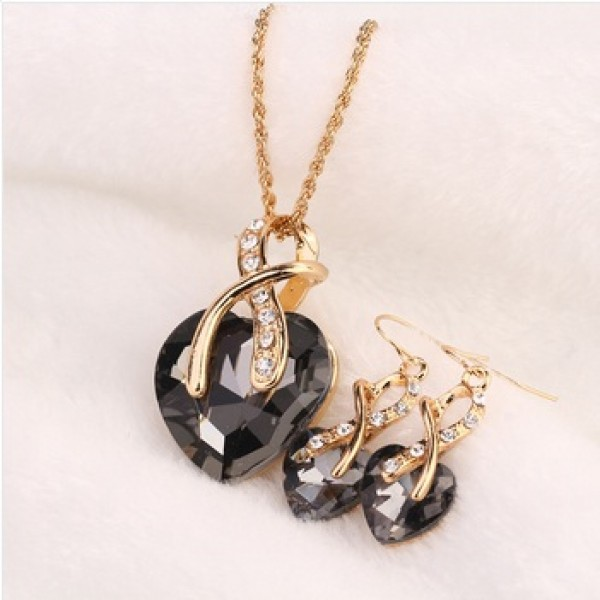Fashionable African Beads Jewellery Set For Her Mothers Day Special Gift