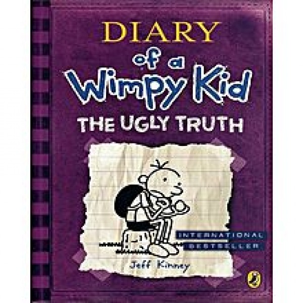 The Ugly Truth Diary of a Wimpy Kid Original Book