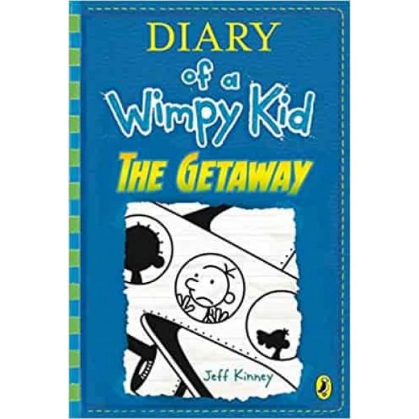 Diary of a Wimpy Kid - The Getaway - Original