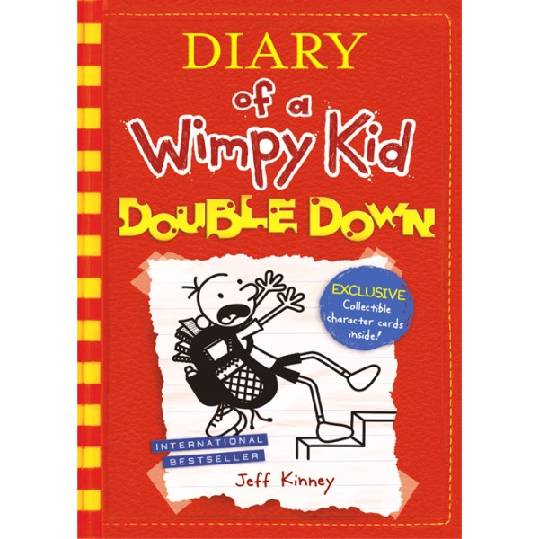 Diary of a Wimpy Kid no 11 - Double Down