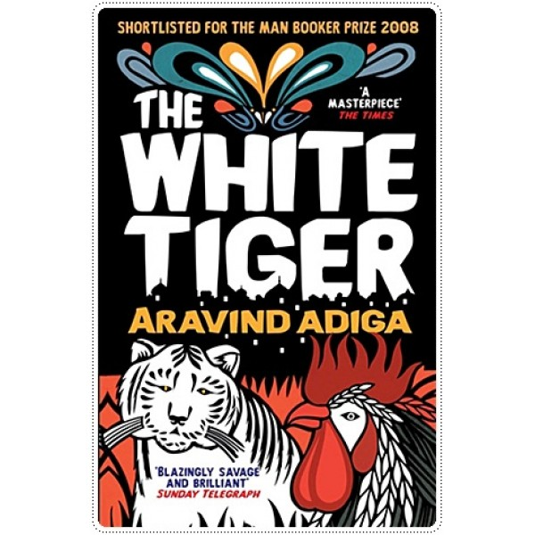 The White Tiger - A Novel
