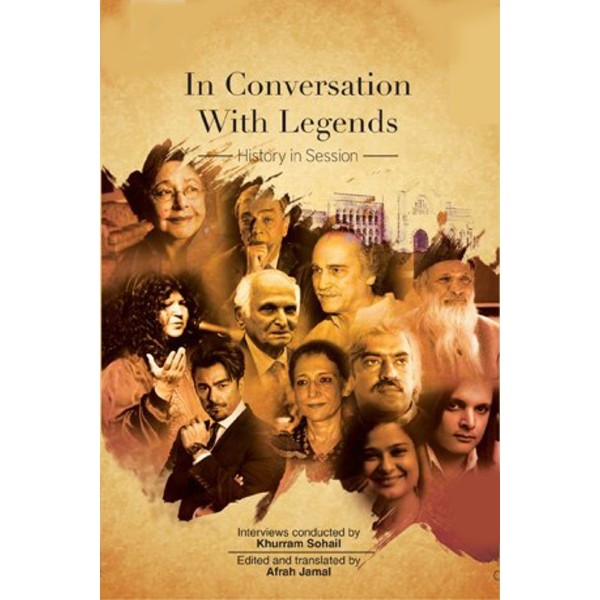 In Conversation with Legends – History in Session by Mr. Khurram Sohail