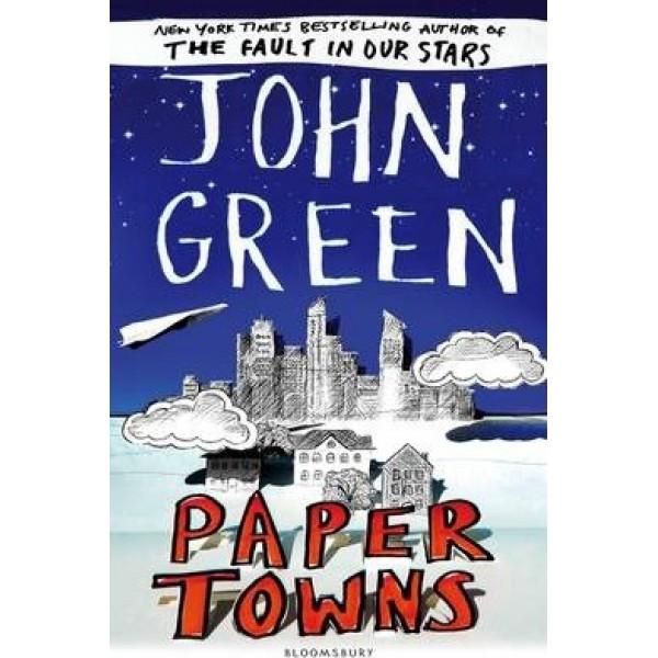 Paper Towns by John Green Original