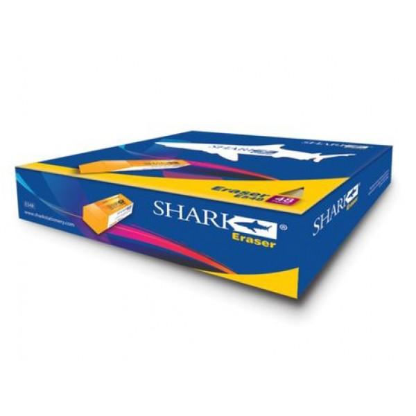 Shark Eraser 48 pcs