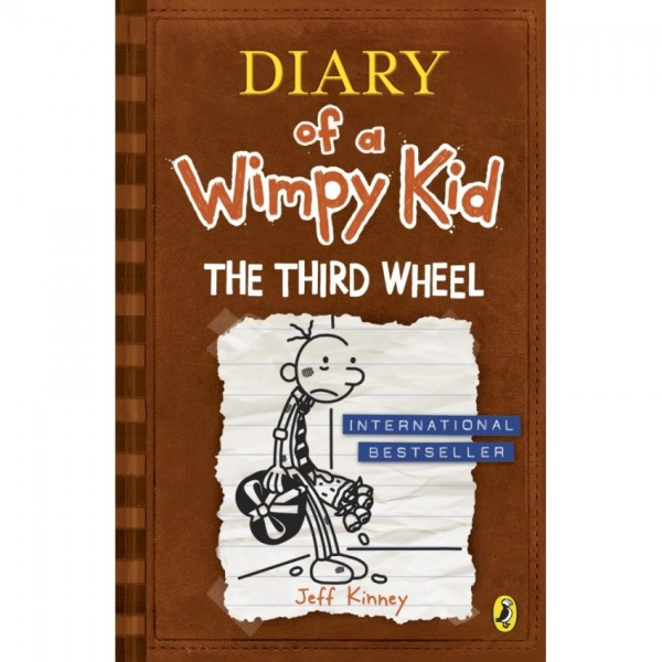The Third Wheel Diary of a Wimpy Kid