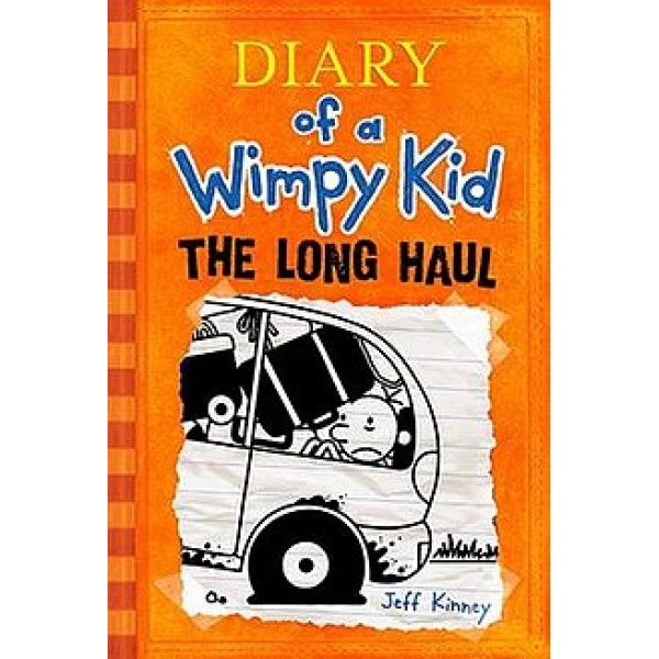 The Long Haul - Diary of a Wimpy Kid