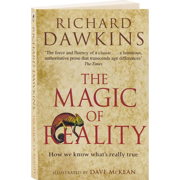 The Magic of Reality: How We Know What's Really True-Original Book
