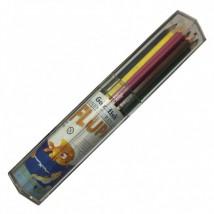 Goldfish - Adventures Of Flupa - 12 Colour Pencils