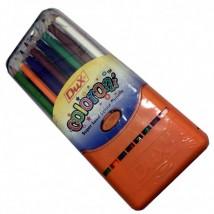DuX - Coloroni - 24 Super Lead Colour Pencils