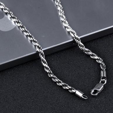 Amercian Silver Chain for Men