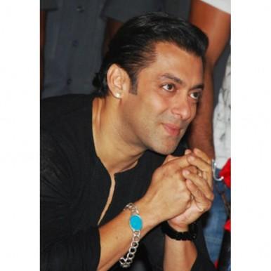 Salman Khans Bracelet Hussaini Feroza