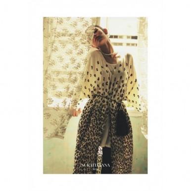 Fashionable Kimono Robe For Her A104